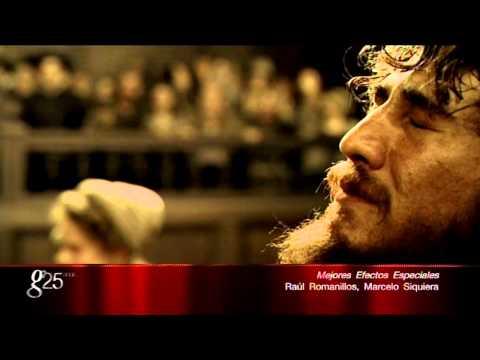 Resumen de los candidatos. Premios Goya 2011