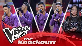 Savindu Madusanka | Mayawee | The Knockouts | The Voice Sri Lanka