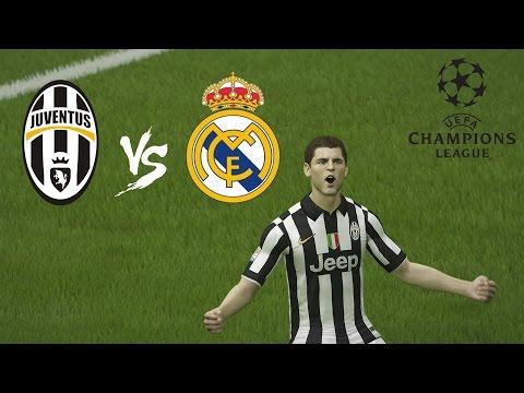 FIFA 15 PlayStation 4 - Juventus x Real Madrid [PT/BR]