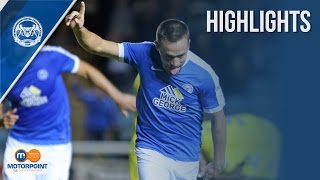 HIGHLIGHTS | Peterborough United vs AFC Wimbledon (EFL CUP)