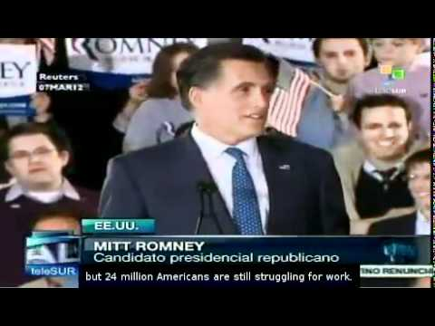 Romney sweeps 5 wins, promises 'better America' - Worldnews.