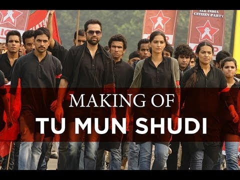 Raanjhanaa – Tu Mun Shudi Making of feat Dhanush, Sonam Kapoor and Abhay Deol.