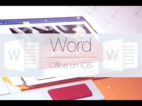 Microsoft Word - iPad