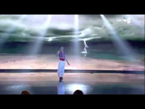 image vido ArabsGotTalent - S2 - Ep8 - Haspop