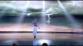 #ArabsGotTalent - S2 - Ep8 - Haspop