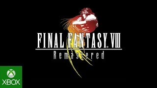 FINAL FANTASY VIII Remastered - Release Date Reveal Trailer