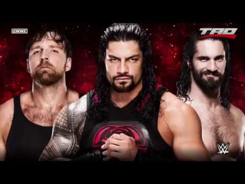 WWE The Shield Theme Song Special Op 2018  OFFICIAL THEME