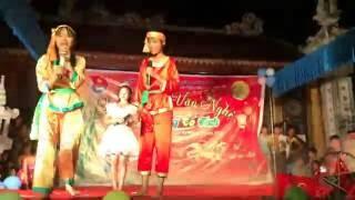 Kịch Trung Thu - Chị Hằng, Chú Cuội, Thằng Bờm - tổ 17 - ĐM - HĐ