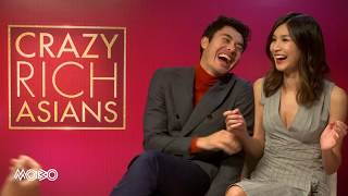 The Cast Of 'Crazy Rich Asians' Talk Film's Success & Play 'Would You Rather' | MOBO Interview