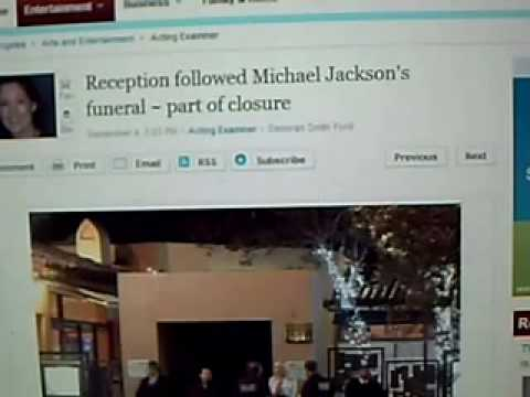 In Search of Michael Jackson