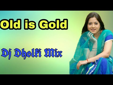 Aise Teri Yaad Aati Hai Dj Song   Dj Dholki Mix   Old hindi Dj Song