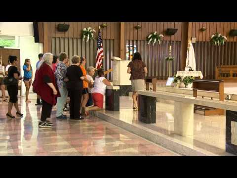 Our Lady Of Fatima Statue And Her Many Miracles video