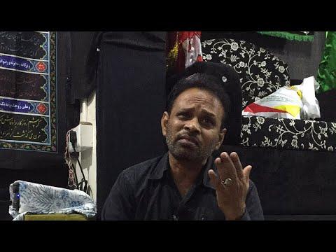 Live Marsiya | Janab Naushad sb | Mumbai, India