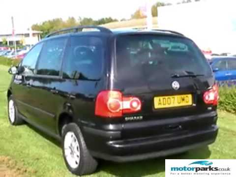 VOLKSWAGEN SHARAN @ www.motorparks.co.uk