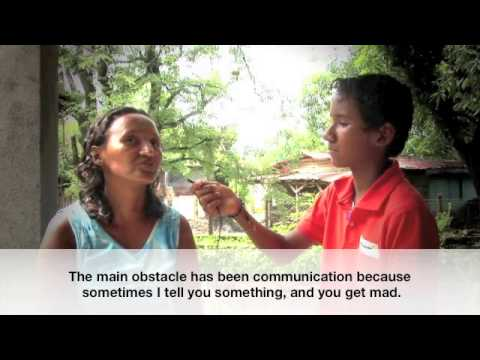 Jason from Costa Rica Interviews His Mom | World Vision