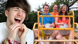 I FOUND THE FUNNIEST FAMILY BAND ON YOUTUBE 🔥🔥 (Reacting To Weird Music Videos 2)