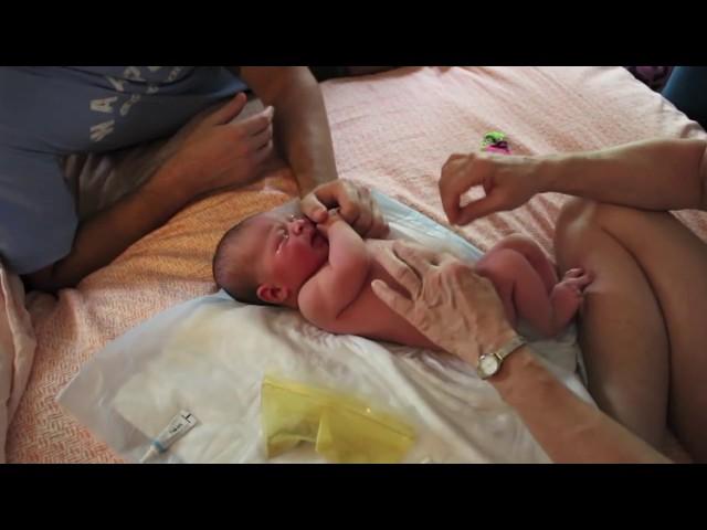 Natural Home Birth
