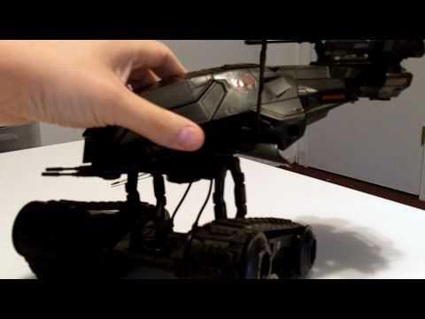G.i. Joe Pursuit Of Cobra Black Hiss Tank - Cheap Toy Review video