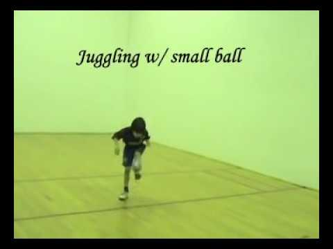 little Messi - Skills (1) - Feat. 6 Yr Old Hassan Ayari video
