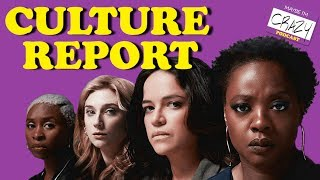 Widows Review | Culture Report | MAYBE I'M CRAZY
