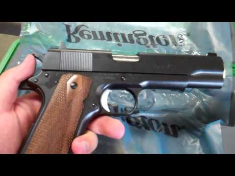 Remington 1911 R1 Review @ Trigger Happy