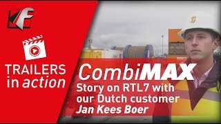 FAYMONVILLE - CombiMAX story on RTL7 with our Dutch customer Jan Kees Boer