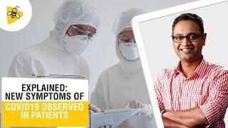 EXPLAINED: New Symptoms Of COVID-19 Observed In Patients | DataBaaz | Govindraj Ethiraj