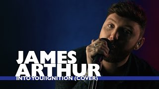 download lagu James Arthur - 'intoyou / Ignition' Capital Live Session gratis