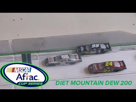Aflac Cup Series Season 3 Race 14 - Diet Mtn Dew 200