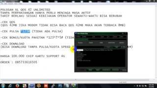 download lagu Polosan Xl Qos 42 Mb gratis