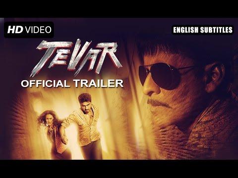 Tevar (Official English Subtitle Trailer) | Arjun Kapoor, Sonakshi Sinha & Manoj Bajpayee