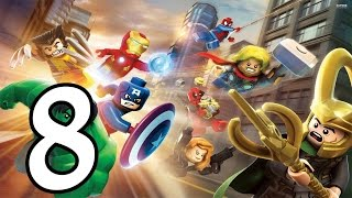 Доп. миссии в Lego Marvel Super Heroes №8 (Я банкрот!)