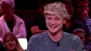 YouTuber Kalvijn heeft één miljoen abonnees gehaald - RTL LATE NIGHT MET TWAN HUYS