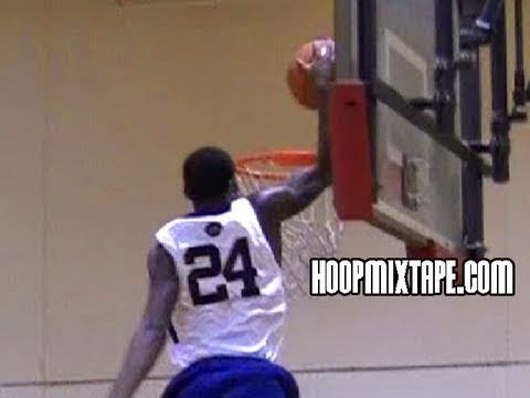 Shaquille Johnson Is The BEST Dunker In High School Basketball!!! Official Hoopmixtape!