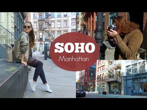 NYC GUIDE: SOHO Manhattan   Our Favorite Places!