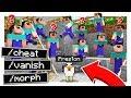 I CHEATED in Minecraft Hide & Seek! - Minecraft Mods