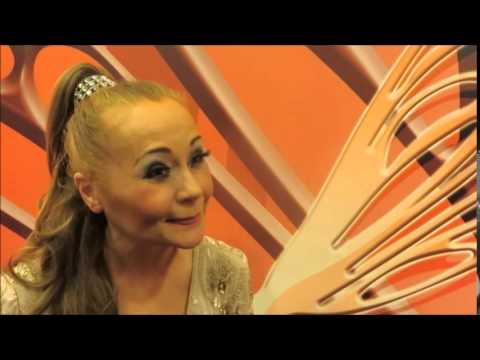 Eurovision Cruise 2015 by OGAE FInland: Sonia Interview UK 1993 at OGAE Finland 2015 Cruise
