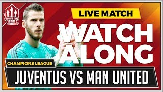 Juventus vs Manchester United LIVE Stream Watchalong