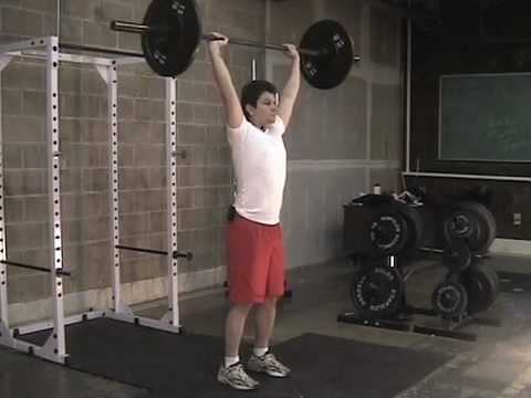 How to Shoulder Press Image 1
