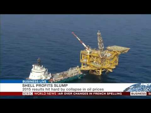 CJHM On BBC World Business News 04/02/2016 Re Shell Results