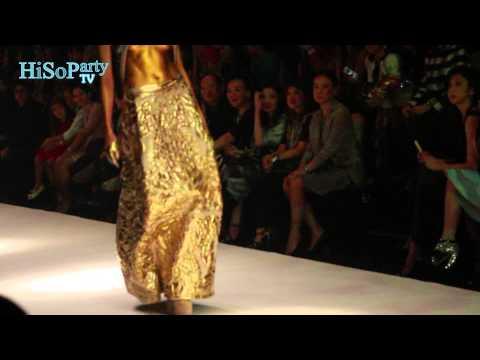 Fashion :: NAGARA : Siam Paragon Bangkok International Fashion week 2013