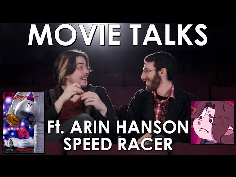 Speed Racer ft. Arin Hanson (Belated Media Movie Talks #5)