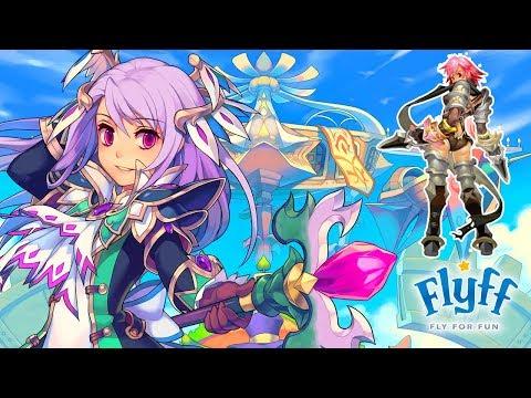 FLY FOR FUN FR MMORPG #01 - LE JEU DE MON ENFANCE !!! SERVEUR OFFICIEL FEAT UN INVITÉ MYSTÈRE thumbnail