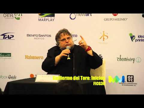 Charla con Guillermo del Toro - FICG30
