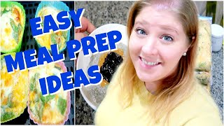 WEEKLY MEAL PREP | MEAL PREP WITH ME