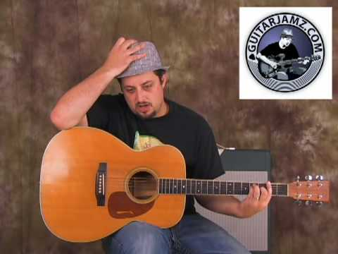 Live - Lightning Crashes - How to Play Acoustic Guitar Songs - Easy Tutorial