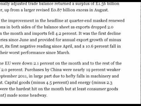 U.S. October industrial output down 0.4%