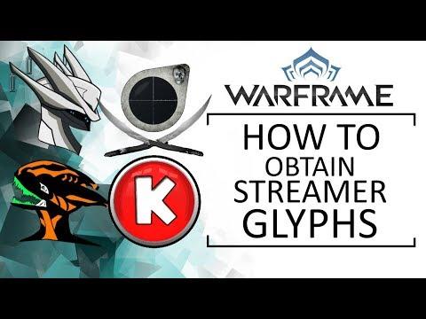Warframe I Streamer Glyphs p.4
