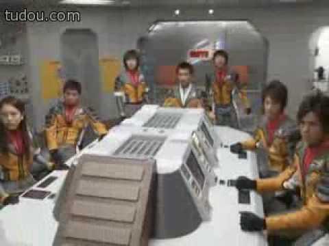 Ultraman Mebius Opening Song video