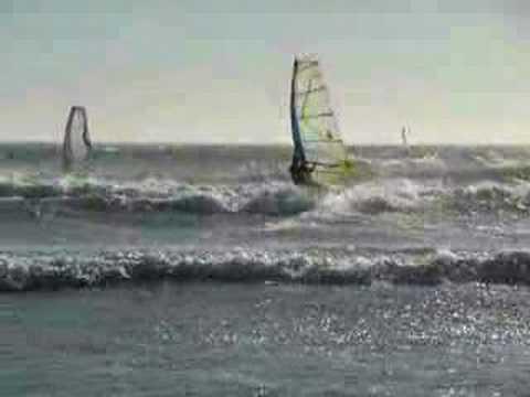 Melkbos Capetown Christian Benzing 3.08 Windsurfing 2-7 Bft., Chris Benz OceanTeam Surf